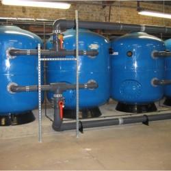 Filtration refurbishment - After