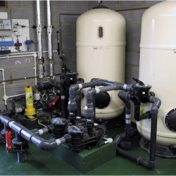 PTK Filters and pumps