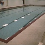 St Edmunds College refurb Pic 003 - Original pool before refurb