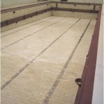 St Edmunds College refurb Pic 005 - Before refurb - empty pool