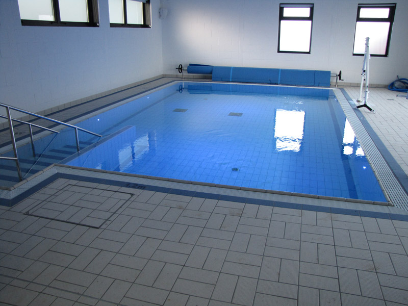 Specialist hydrotherapy sen pools hydrospec for Pool design guidelines