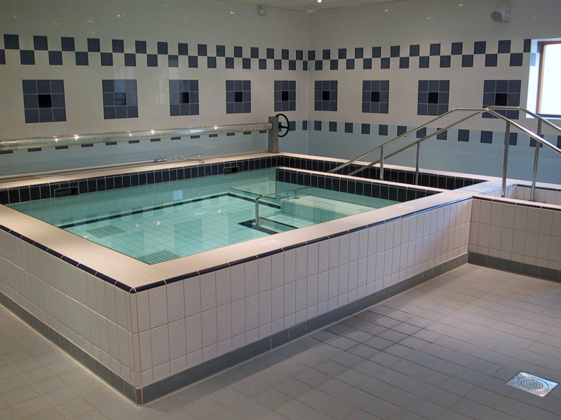 it is extremely important to the design brief with a hydrotherapy pool that the relevant questions are asked to obtain the correct design criteria required