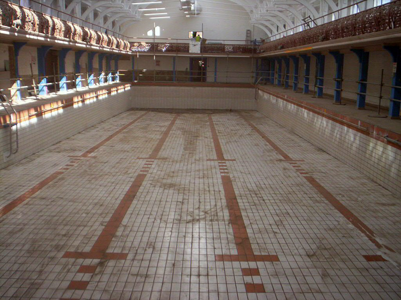 camberwell public baths. Black Bedroom Furniture Sets. Home Design Ideas